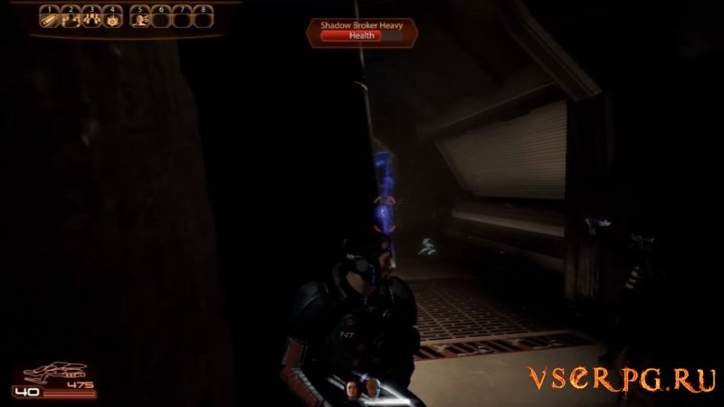Mass Effect 2: Lair of the Shadow Broker screen 2