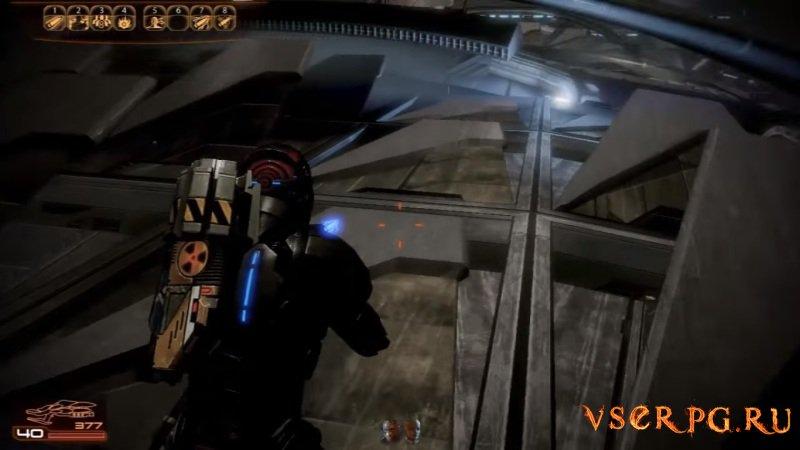 Mass Effect 2: Lair of the Shadow Broker screen 1