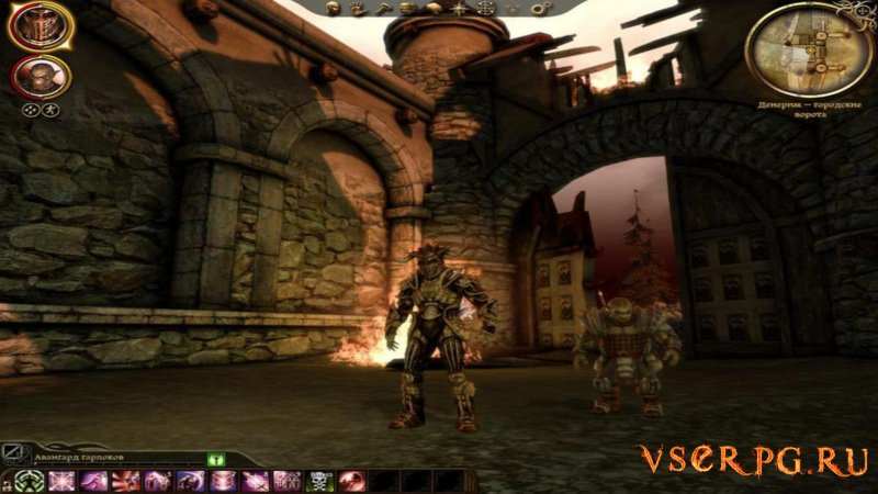 Dragon Age Origins: The Darkspawn Chronicles screen 1