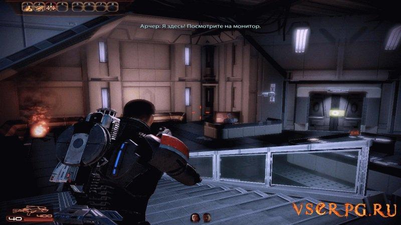 Mass Effect 2: Overlord screen 2