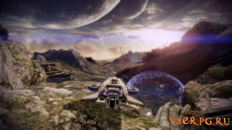 Mass Effect 2: Overlord screen 3