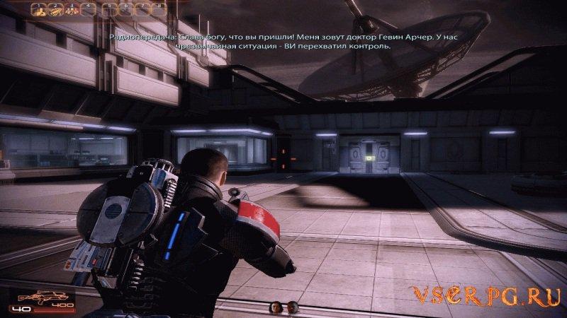 Mass Effect 2: Overlord screen 1