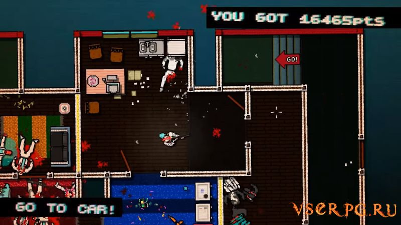 Hotline Miami screen 1