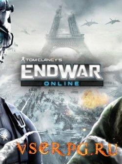 Постер игры Tom Clancy's EndWar Online