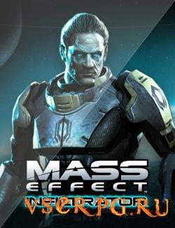 Постер игры Mass Effect Infiltrator