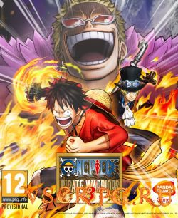 Постер One Piece: Pirate Warriors