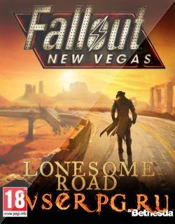 Постер игры Fallout New Vegas: Lonesome Road