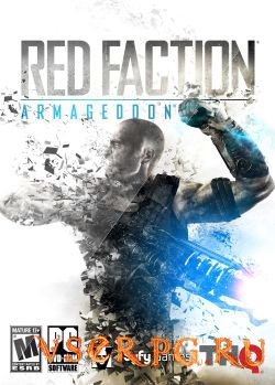Постер игры Red Faction Armageddon