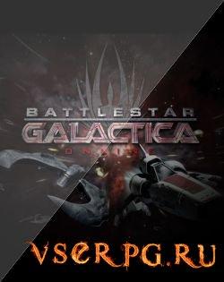 Постер игры Battlestar Galactica Online