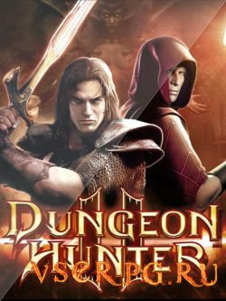 Постер игры Dungeon Hunter 2
