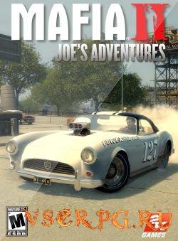 Постер игры Mafia 2: Joes Adventure