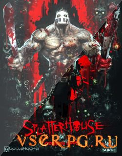 Постер игры Splatterhouse