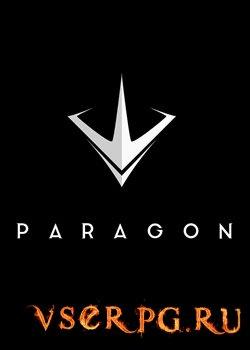 Постер игры Paragon (2016)