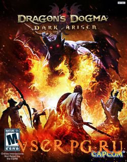 Постер игры Dragons Dogma Dark Arisen PC