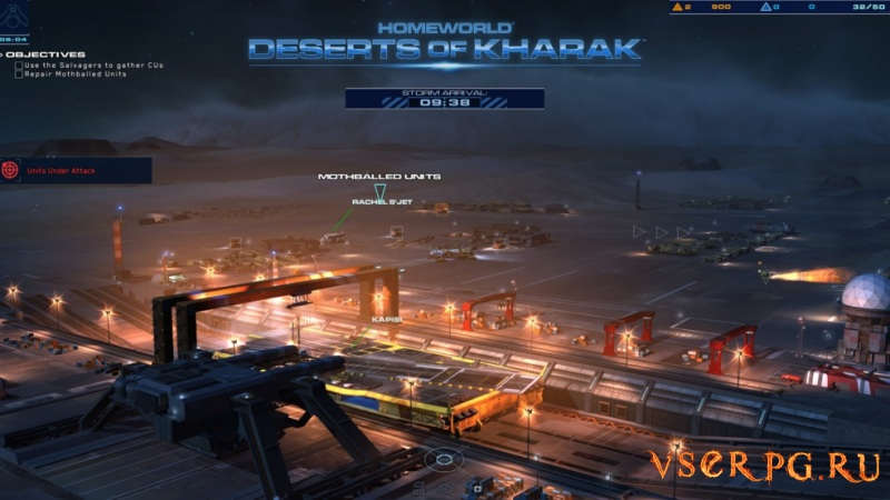 Homeworld: Deserts of Kharak screen 2