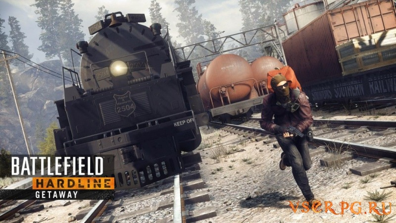 Battlefield Hardline: Getaway screen 2