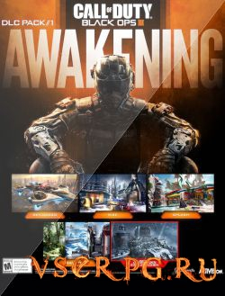 Постер игры Call of Duty Black Ops 3: Awakening