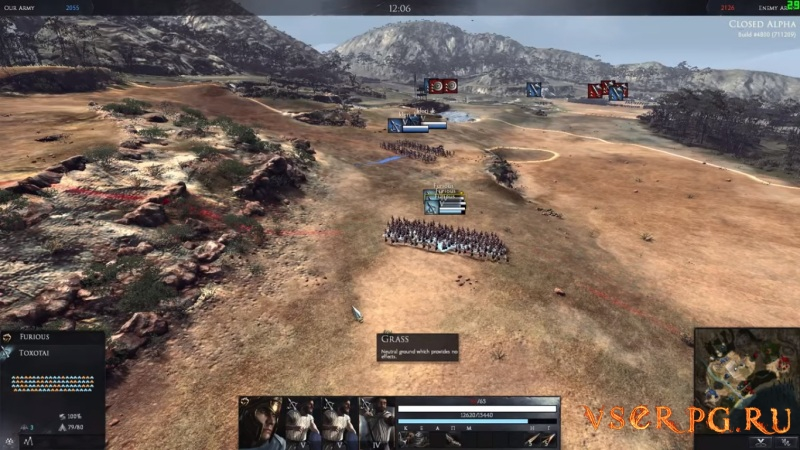 Total War: Arena screen 1