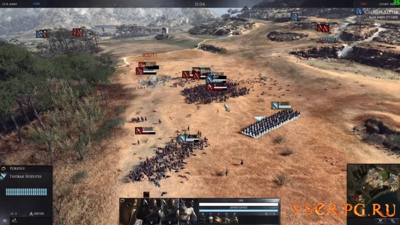 Total War: Arena screen 3