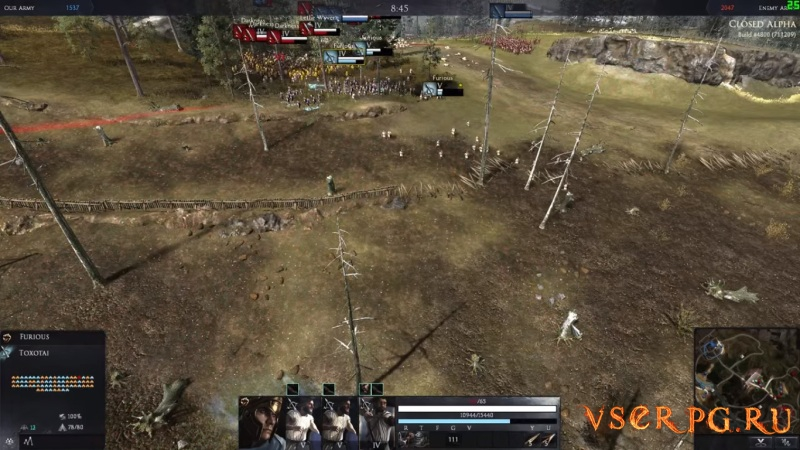 Total War: Arena screen 2