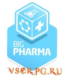 Постер игры Big Pharma