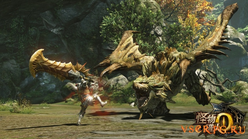 Monster Hunter Online screen 3