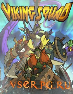 Постер игры Viking Squad