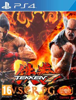 Постер Tekken 7