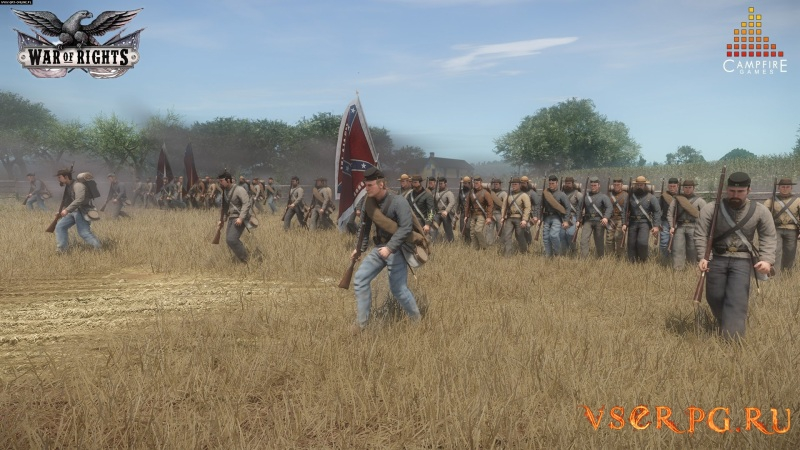 War of Rights screen 1