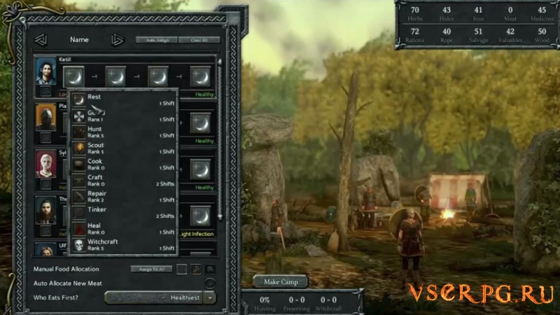 Expeditions Viking screen 1