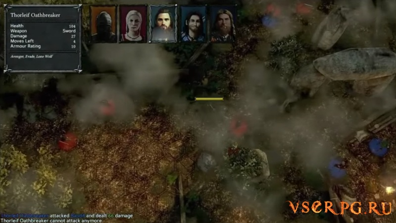 Expeditions Viking screen 3