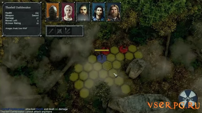 Expeditions Viking screen 2
