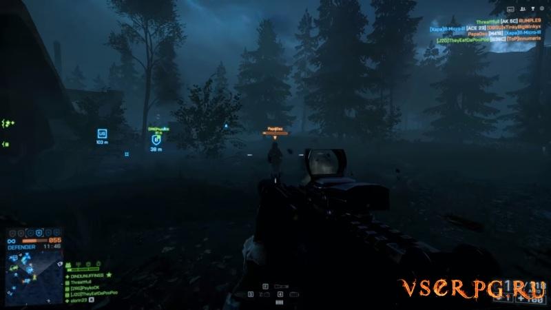 Battlefield 4: Night Operations screen 2