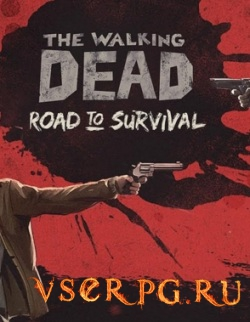 Постер игры The Walking Dead: Road To Survival