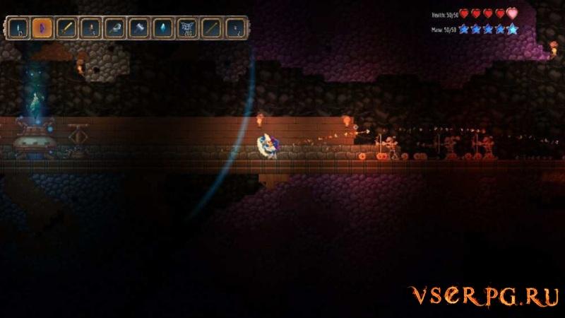 Terraria Otherworld screen 3