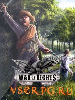 Постер игры War of Rights