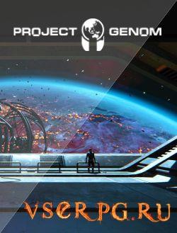 Постер игры Project Genom