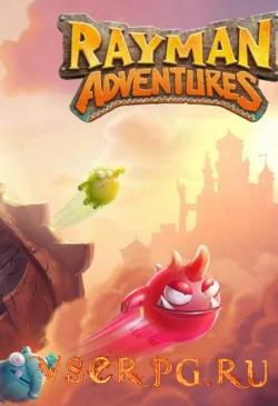 Постер игры Rayman Adventures