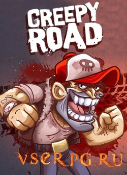 Постер игры Creepy Road