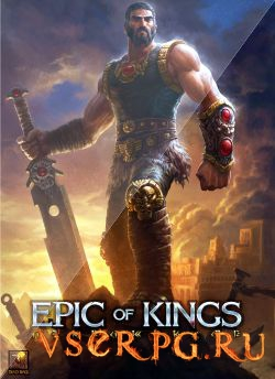 Постер игры Epic of Kings