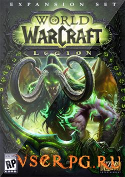 Постер World of Warcraft: Legion