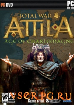 Постер игры Total War: Attila - Age of Charlemagne Campaign