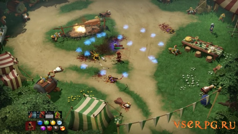 Magicka 2: Ice, Death, and Fury screen 2