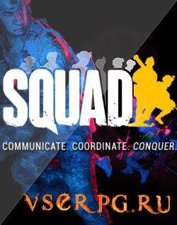 Постер игры Squad