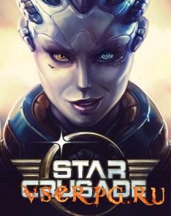 Постер игры Star Crusade CCG
