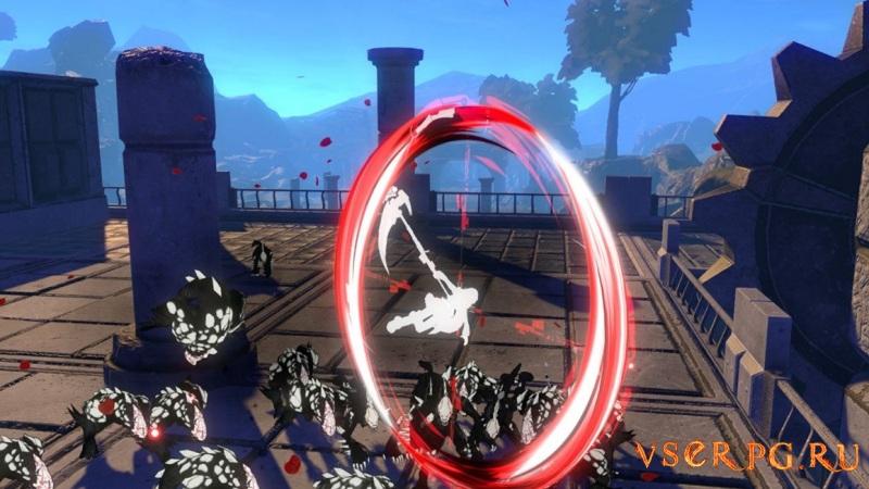 RWBY: Grimm Eclipse screen 2
