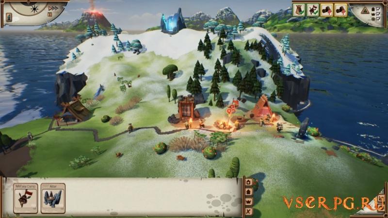 Valhalla Hills screen 1