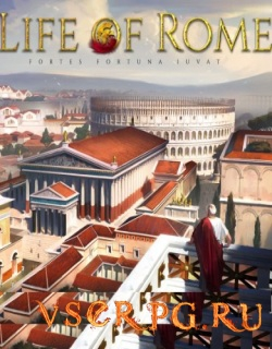 Постер игры Life of Rome