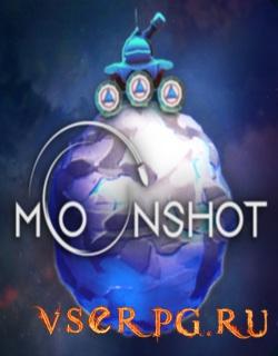 Постер игры Moonshot