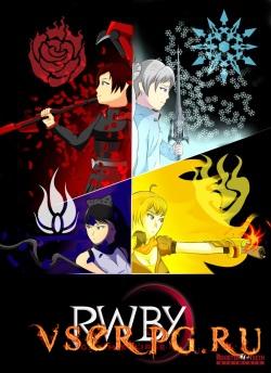 Постер игры RWBY: Grimm Eclipse